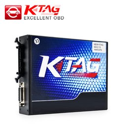 Tools For Programming Car Australia - V2.13 New Version KTAG K-TAG Firmware V6.070 ECU Tuning Programming Tool K tag for car truck with Unlimited Token free shipping
