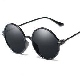 6bd9db7720 NYWOOH Round Sunglasses Women Men Reflective Mirror Sun Glasses Female Male  Brand Designer Metal Frame Sunglass Shades for Women