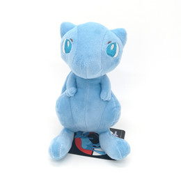 "$enCountryForm.capitalKeyWord UK - Top New 7"" 18CM Blue Mew Shiny Plush Doll Anime Collectible Stuffed Dolls Best Gifts Soft Toys"