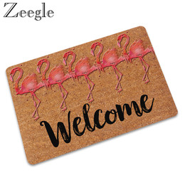 $enCountryForm.capitalKeyWord Australia - Zeegle Rubber Living Room Carpet Doormat Non-slip Bath Mat Outdoor Rug Welcome Indoor Mat Waterproof Hallway Foot