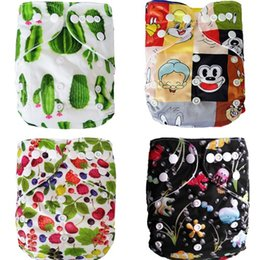 diapers sizes NZ - New Arrival baby cloth diaper. Reusable baby cloth diaper All In one Size Pocket Diaper,Cloth nappy for you lovely baby Free Shipping 500pcs