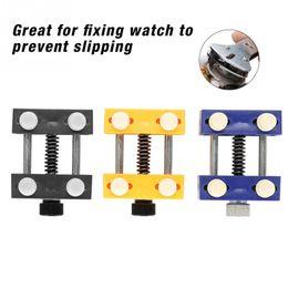 Vise Tool Australia - Watch Repair Wristwatch Repairing Vise Tool Open Watch Case Holder Dial Fixer