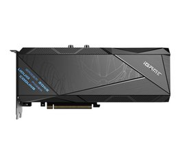 pci express graphics card ddr5 UK - Colorful iGame GeForce RTX 2060 Super Graphic Card Neptune Lite OC GDDR6 8G Nvidia GPU Video Card RGB With 120mm Fan