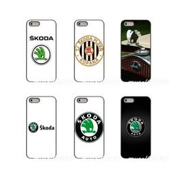 $enCountryForm.capitalKeyWord Australia - Skoda Logo Hard Phone Case Cover For Apple iPhone X XR XS MAX 4 4S 5 5S 5C SE 6 6S 7 8 Plus ipod touch 4 5 6