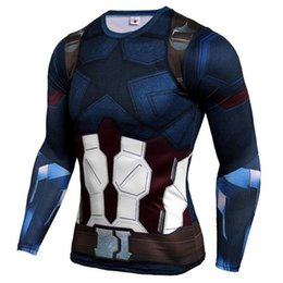 $enCountryForm.capitalKeyWord UK - Mens Compression Shirts 3D Teen Wolf Jerseys Long Sleeve T Shirt Fitness Men Lycra MMA Crossfit T-Shirts Tights Brand Clothing C18