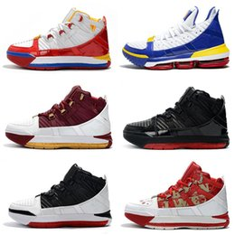 9b41a06f2d5 Shoes Basketball Lebron Canada - Mens Lebron 3 16 basketball shoes for sale  retro MVP Christmas