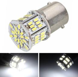 54 Car Australia - 1156 BA15S 54 LED 3014 SMD Car Tail Backup Light Bulb White DC 12-24V