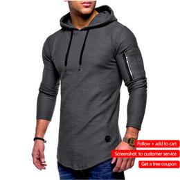 $enCountryForm.capitalKeyWord Australia - Men's Bamboo Fiber T Shirt Men's Spring Summer T-Shirt Top Men's Long Sleeve Cotton T-Shirt Bodybuilding Folding T-Shirt Men