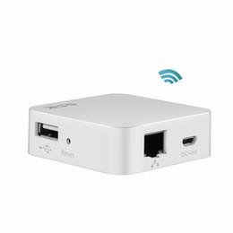 SSK SW001 Smart Wireless Adapter Persönlicher Cloud-Speicher WiFi Externes Laufwerk Automatische Sicherung Ändert den normalen Speicher in eine persönliche Cloud