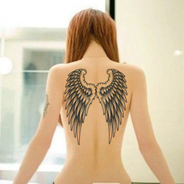 Wing Tattoo Back Online Shopping Wing Tattoo Back For Sale