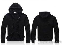 $enCountryForm.capitalKeyWord NZ - Fashion hoodie mens hoode jacket polo Hoodies casual Hot sale sport jacket Free shipping new Womens Sweatshirt Zip hoodie large size S-4XL