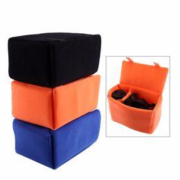 $enCountryForm.capitalKeyWord Australia - case bag 3 Colors Portable Camera Inner Partition Padded Protector Case Bag For SLR DSLR Camera