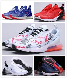 $enCountryForm.capitalKeyWord UK - 2019 new  AIR&nbspMAX 270 man wome running shoes air 27C Graffiti Gradient sport sneakers MAX 270s outdoor walking shoes size 36-45