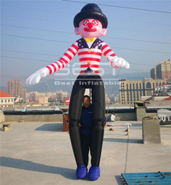 high puppets Australia - High quality cheaper price with LED by LED contorl for night Parade decoration illumination inflatable puppet costume