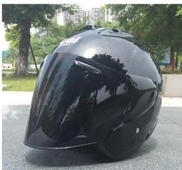 Motorcycle half helMets woMen online shopping - Top hot ARAI helmet motorcycle helmet half open face helmet casque motocross SIZE S M L XL XXL Capacete
