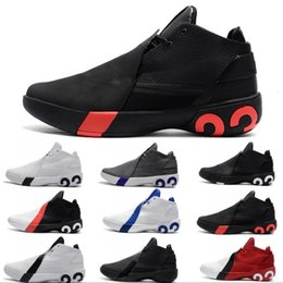 griffins shoes Australia - Big Sale Jimmy Butler III Jumpman Ultra Fly 3 Griffin Butler Men Basketball Shoes Triple Black White Blue designer 3s Sneakers