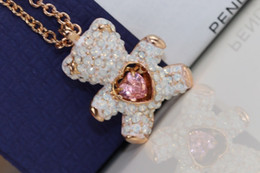 UniqUe chokers online shopping - The new glamour fashion druzy jewelry wild goddess for women sterling silver woman locket necklaces unique pendant designs