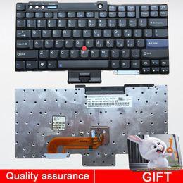 $enCountryForm.capitalKeyWord Australia - New Laptop keyboard For Lenovo IBM ThinkPad X60 X60S X61 X61S T400 T60 T61 English keypad keys Replacement