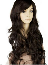 $enCountryForm.capitalKeyWord UK - FREE SHIPPING + Sexy Women Fa ncy Dress Party Wig Girls Fashion Black Brown Wigs