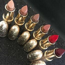 $enCountryForm.capitalKeyWord NZ - Chili17 Snow Ball Rouge En Snow 6 Colors Lipstick Fashion Women Beauty Makeup Moisturizing Lipstick Good Quality Free DHL