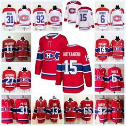 81db5a25c 15 Jesperi Kotkaniemi Montreal Canadiens 13 Max Domi Jonathan Drouin  Gallagher Weber Carey Price Andrew Shaw Jean Beliveau Galchenyuk Jersey