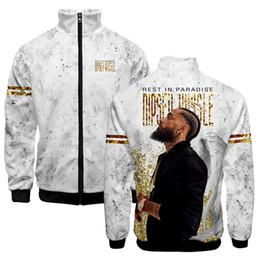 $enCountryForm.capitalKeyWord Australia - Nipsey hussle 2019 nice fit Hoodie hip-hop style Men Women classic Turtlenecks jacket