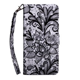Case samsung owl online shopping - 3D Leather Wallet Case For Samsung A2 Core A10e A20e M40 A60 A80 A10S A20S A30S Flower Dog Wolf Tiger Cat Owl Lace Slot Card Luxury Cover