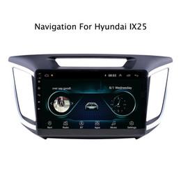 $enCountryForm.capitalKeyWord NZ - 10.1inch Android 8.1 Car GPS Navigation Multimedia Radio Stereo for Hyundai IX25 2014 2015 2016 2017