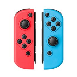Wholesale Game Switch Wireless Controller Ns Left Right Bluetooth Induction Game Handle Grip for Switch Joy Con