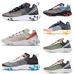 cb81cd2cceb7e Running Shoes Hot Original Epic Undercover Breathable mesh yarn Women Mens  Free ship Size US 5.5-11 React Element 87