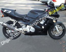 $enCountryForm.capitalKeyWord Australia - Motorcycle Cowlings Black CBR600 F3 For Honda CBR600F3 600F3 CBR 600 95 96 1995 1996 CBR-600 F3 Fairing Kit (Injection molding)