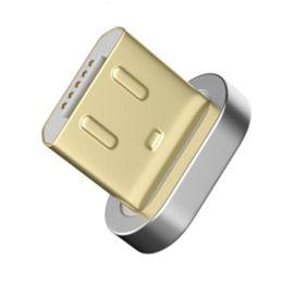 $enCountryForm.capitalKeyWord Australia - heap Mobile Phone Adapters Alloet Magnetic Metal Plug 10 Pin Charging Data Cable Micro USB Adapter Converter Type-c Connector Fast Chargi...