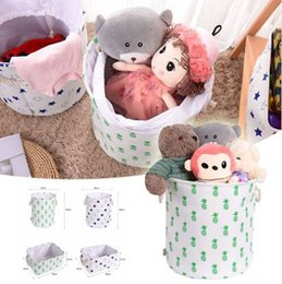 $enCountryForm.capitalKeyWord NZ - Sales!!! Wholesales Free shipping Household Dirty Basket Toy storage box Clothes Storage Bag Folding Basket