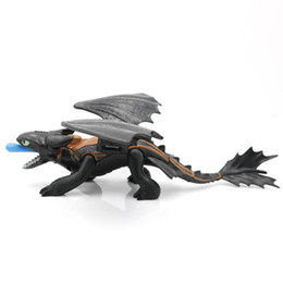 Skull Kid Figure Australia - How To Train Your Dragon 3 Action Figures Toys Toothless Skull Gronckle Deadly Nadder Night Fury Toothless Dragon Figures kids toys C31