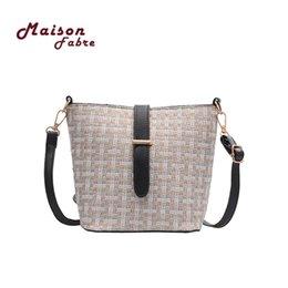 $enCountryForm.capitalKeyWord UK - Fashion Women Handbags Summer Beach Clutch Bag Straw Fashion Bags Ladies Luxury Bags 2019 Pochette Femme Messenger