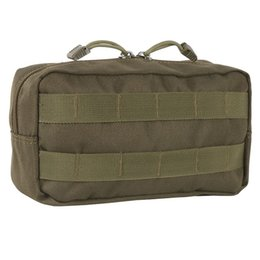 Chinese  Outdoor Storage Gear Molle Pouch Military Tool Tactical Vest Sundries Magazine Hunting Bags W2 #489625 manufacturers