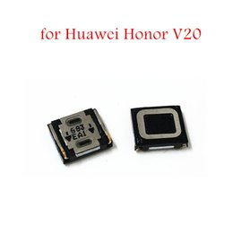 Speaker Ear Australia - 2pcs for Huawei Honor View 20 Earpiece Speaker Ear Speaker Cell Phone Sound Receiver Module Replacement HonorV20 Repair