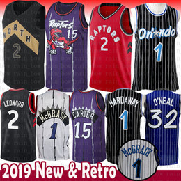 Men basketball jerseys online shopping - Kawhi Leonard Toronto Jersey  Raptors Vince Carter Tracy McGrady Penny e4ba8631d