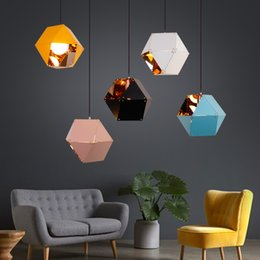 modern lantern lamp NZ - 2019 Nordic contracted droplight Angle adjustable E27 small pendant lights, Home decor lighting lamps and lanterns