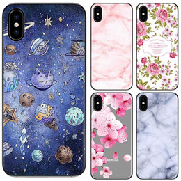 Wholesale doogee mobile phones resale online - Mobile Phone Cases TPU Painted Cartoon Silicone Soft Shell Back Cover Cell Phone Cases Doogee X55