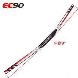 $enCountryForm.capitalKeyWord Australia - EC90 Ultralight Carbon MTB handlebar Carbon Bike Handlebars Carbon rise flat Parts 31.8MM