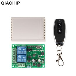 $enCountryForm.capitalKeyWord Australia - 433Mhz Universal Wireless Remote Control Switch AC 250V 110V 220V 2CH Relay Receiver Module + RF 433 Mhz Remote Controls