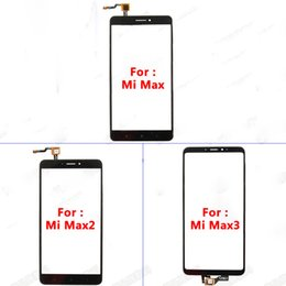 $enCountryForm.capitalKeyWord Australia - Kwainee High Quality for Mi Max 2 3 touch Screen panel outer glass Digitizer for Xiaomi Mi Max Max2 Max3