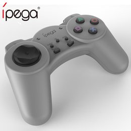 Discount ipega games - New Ipega PG 9122 PS mini wireless game controller Smart Wireless Joystick Console Game For PC Phone Tablet android devi