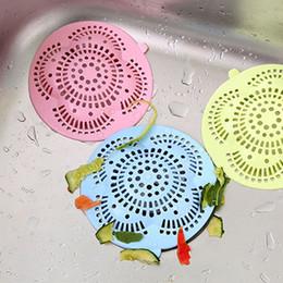 Plastic Sewer Australia - Star Sewer Outfall Strainer Bathroom Sink Filter Anti-blocking Floor Drain Hair Stopper Catcher Kitchen Accessories