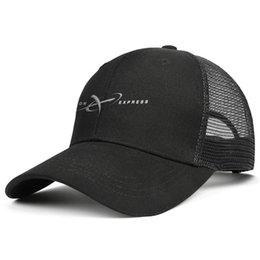 Cotton Express Australia - Womens Mens Plain Adjustable Carbon Express Archery Logo Hip-Hop Cotton Sun Protection Hats Bucket Sun Hats Cadet Army Caps Airy Mesh Hats F