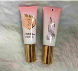 Peach Cream Australia - 40ml Cooling Matte Skin Perfecting Primer with Peach & Sweet Fig Cream 2018 Makeup Primed Peachy