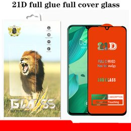 $enCountryForm.capitalKeyWord Australia - 21D Full Glue Clear Tempered Glass Film Screen Protector For Huawei P30 Lite P20 Pro Mate 20 P Smart Plus Nova 5i Enjoy 9E Have Retail Box