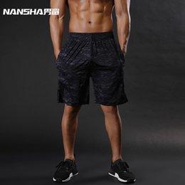 $enCountryForm.capitalKeyWord NZ - NANSHA Brand Mens Compression Shorts Summer Python Bermuda Shorts Gyms Fitness Men Cossfit Bodybuilding Tights Camo
