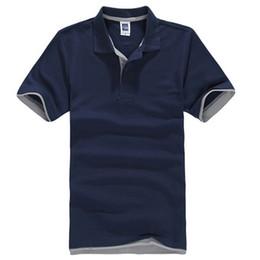 $enCountryForm.capitalKeyWord NZ - Brand New Mens Polo Shirt For Men Desiger Polos Men Cotton Short Sleeve Shirt Jerseys Golftennis Plus Size Xs- Xxxl